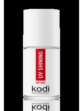 UV Shining TС(Верхнее покрытие для акриловых ногтей) 15 мл., Kodi